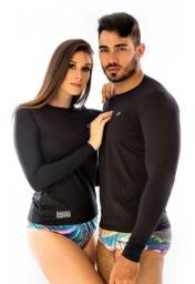 PROMOÇÃO  Camisas térmicas, Ideal também para banhos, prática de esportes, academia.