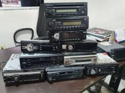 Rádios diversos / Toca CDs / Players