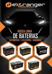 Bateria extranger promoção