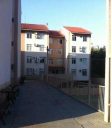 Apartamento com 02 dormitórios - edíficio m'boyci - centro
