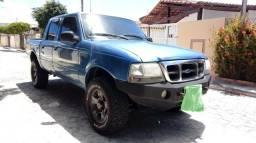 Ranger 2001 diesel 2.5 4x4 cmpleta - 2001