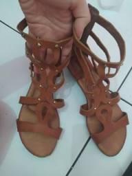 Desapegando de sandálias