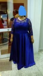 Vestido de festa g1-g2