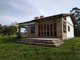 Velleda of sítio de 2,2 ha c/ casa nova e moderna, açude, 450 mudas pitáia, ac. troca