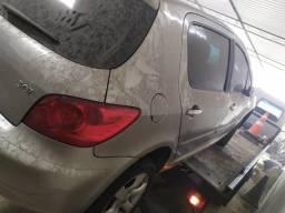 Título do anúncio: Peças sucata Peugeot 307 2.0 automático