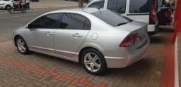 Vendo Civic exs automatico 2007 flex - 2007