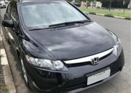Honda civic 2007 automatico multimidia camera de re - 2007