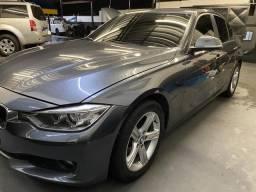 BMW 320i turbo 12/13 com apenas 41.000 rodados - 2013