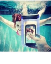 Capa de celular prova de água - R$ 12,00 frete a consultar comprar usado  Cariacica