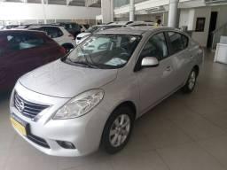Nissan Versa SL Flex Mecânico 1.6 2013