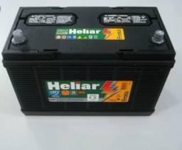 Bateria 100 amperes nova a partir de R $ 299,00