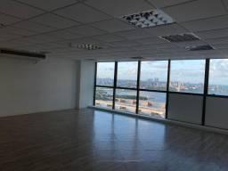 Sala 322,00m2 Empresarial Riomar, Pina - 348 Corretor Oficial do Riomar - Zé Maria