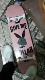 Vendo skate com chave(nunca usado)