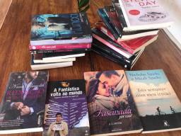 Vendo livros usados - semi novos