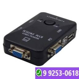 Adaptador Porta Usb Kvw Switch Lelong LE-5554