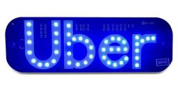 Placa luminosa Led Uber