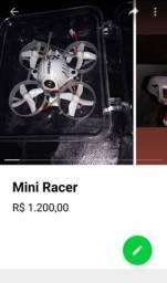 Mini Drone Racer FPV