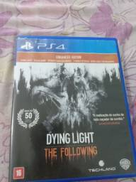 Dying light the folowing enhanced Edition ps4