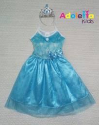 Fantasia Infantil Frozen