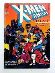 X-Men Anual n. 1 - Dias do Futuro do Presente [Marvel | HQ Gibi Quadrinhos]