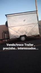 Trailer em INOX.