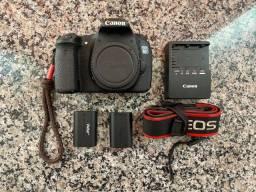 Canon 60D Corpo Mais 2 Baterias 38k Clicks