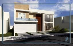 Terreno com projeto de casa aprovada na prefeitura