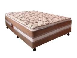 Título do anúncio: Mega Promoção - ColchãoBox Acoplado Casal Master com Pillow - Só R$649,00