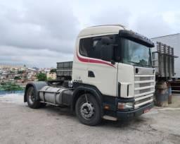 Scania 124 360 - Adquiria seu próprio Caminhão !