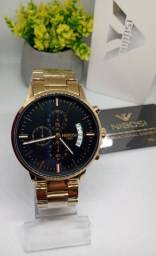 Título do anúncio: Relógio Nibosi Original Blindado Anti Risco Garantia