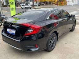Honda Civic G10 2020 Exl Baixo km,Troco ?,Financio