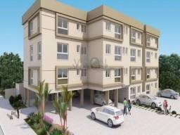Apartamento à venda com 2 dormitórios em Centro, Campo bom cod:1026