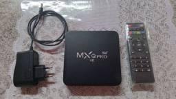 TV BOX MX Q Pro 4K 5G