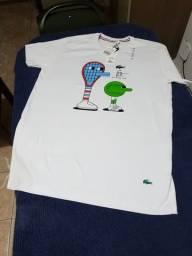 Camisa peruana marcas famosas P, M, G e GG