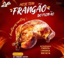 Título do anúncio: FRANGÃO DO FILIPÃO
