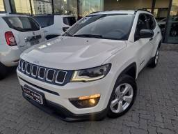 Jeep Compass Sport 2.0 Flex 2018 Baixo Km