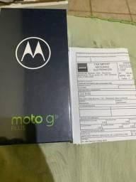 (Lacrado, Original) - Moto G9 Plus 128Gb,  - c/ Nota e Gar. 1 Ano