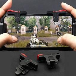 Adaptador para jogar pubg e free fire celular Android e Iphone