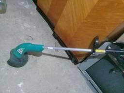 Maquina aparador de grama