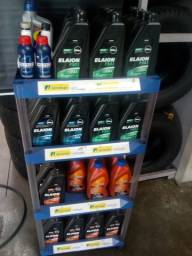 Troca de óleo e filtro carros populares 110,00
