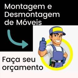 Montador de moveis aeroporto Goiânia - Go