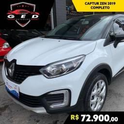 Renault Captur Zen 1.6 16v SCe CVT (Flex)