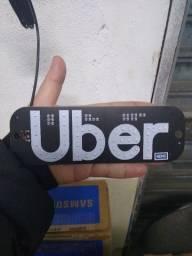 Placas Uber