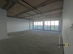 Título do anúncio: Sala, 78 m² - venda por R$ 580.000,00 ou aluguel por R$ 5.000,00/mês - Gonzaga - Santos/SP