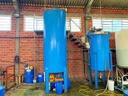 Reator em Aço Carbono