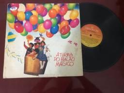 Lp Vinil - Turma do Balão Mágico