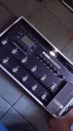 Título do anúncio: Pedaleira POD HD500 + Case