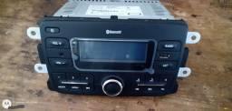 Rádio original Renault com bluetooth
