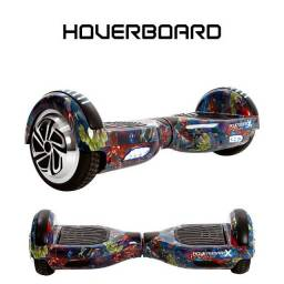 "Hoverboard Elétrico 6,5"" Avengers Bluetooth"