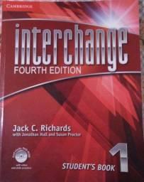 Livro Interchange fourth edition student´s book 1B